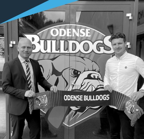 Nyheder - Odense Bulldogs